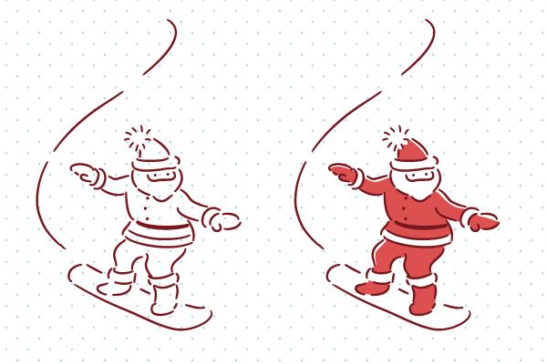 Santa Claus ページ 2 Events Design