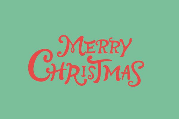 メリー 英語 ハッピー クリスマス