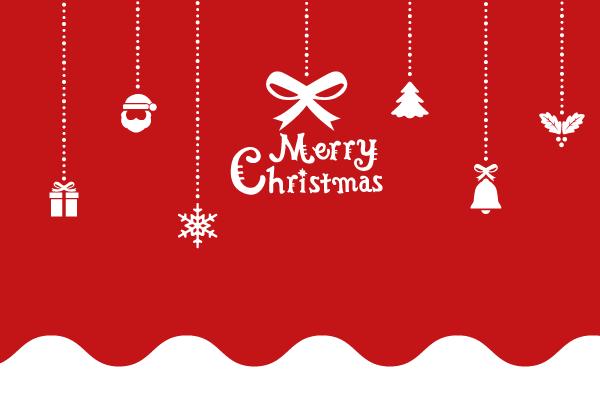 クリスマスのモチーフ クリスマス ハロウィン お正月イラストevents